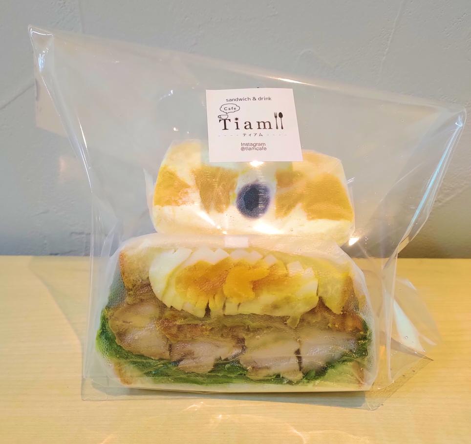 中野島・狛江・稲城エリアでのおすすめサンドイッチ