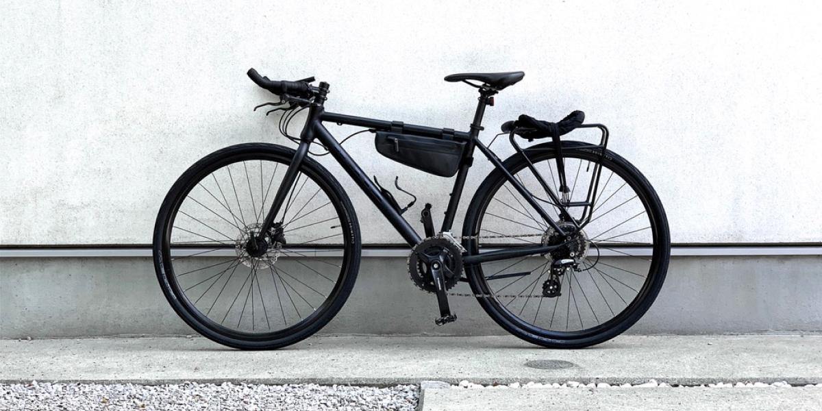 クロスバイク通勤片道10kmを1年続け感じたことや改善点